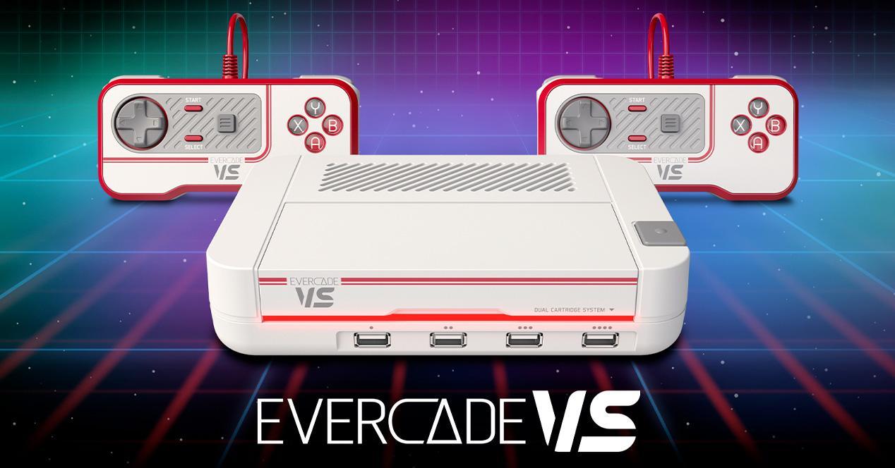 Evercade VS