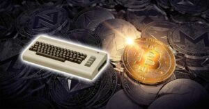 They mine cryptocurrencies on a Commodore 64: performance and hashes