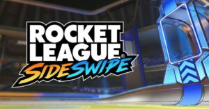 This is Rocket League Sideswipe, a new game for Android