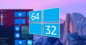 Why aren't all Windows 10 apps 64-bit