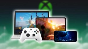 how to play Xbox in the cloud