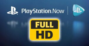 now available PS Now in Full HD