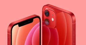 IPhone 12 sales compared to iPhone 11