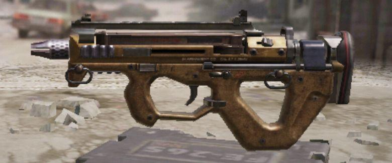 pdw-57 cod mobile
