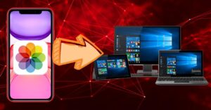 How to transfer photos from iPhone to Windows PC and…