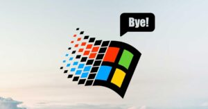 Microsoft changes Windows 95 icons with the arrival of Sun…