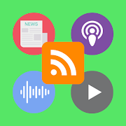 Feed Reader Pro: News, RSS, Podcast, Music, Video