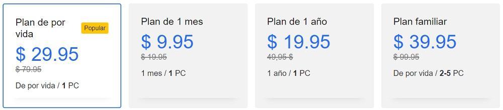 iTubeGo prices