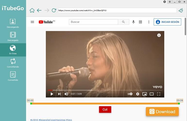 iTubeGo video