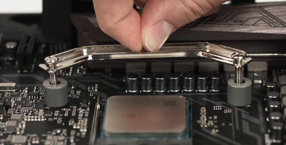 AMD Noctua SecuFirm Support