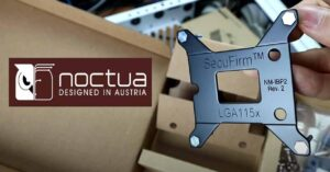 How to mount any Noctua heatsink with SecuFirm quickly and…