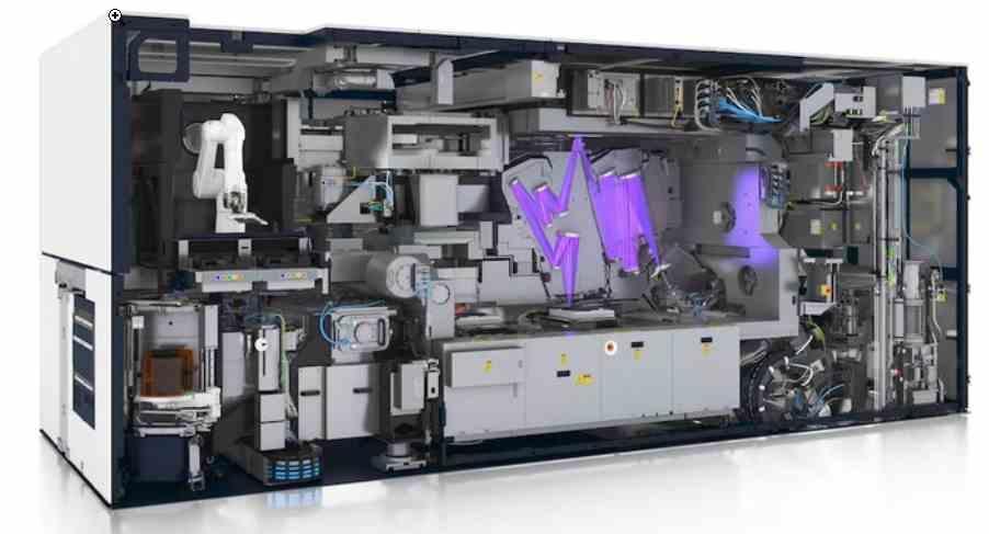 EUV machine