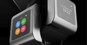 Xiaomi gadget measures blood pressure and sends the data to…
