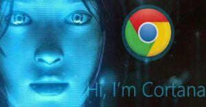 Make Cortana use Chrome by default instead of Edge