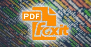 execution of malicious code when opening a PDF