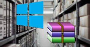 How to open and extract compressed RAR files in Windows…
