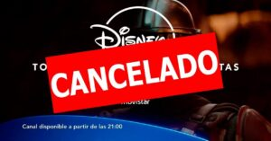The Disney + channel disappears from the Movistar + dials