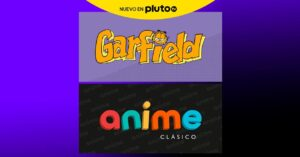 Garfield and Classic Anime, new free Pluto TV channels May…