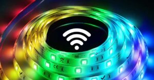 They manage to turn on LED lights using only WiFi:…