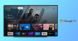 news and changes of the first beta for Smart TV