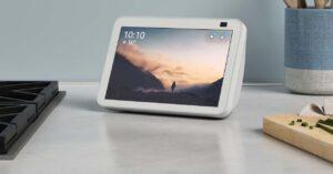New smart displays Amazon Show Echo 5 and Show Echo…