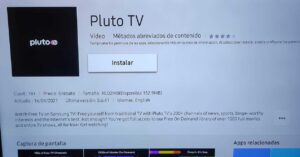 Pluto TV App for Samsung Smart TV with Tizen with…