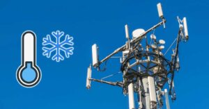 Telefónica's smart cooling in the UK for its 4G and…