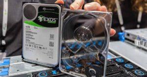 Seagate Mach.2 Exos 2X14, SSD Speed Mechanical Hard Drive
