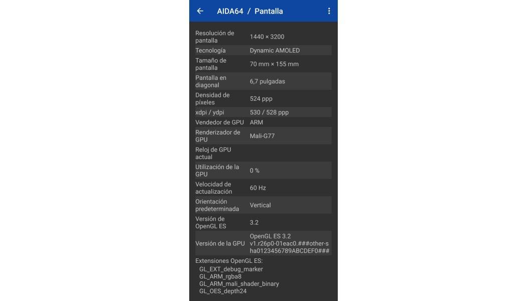 aida64 display