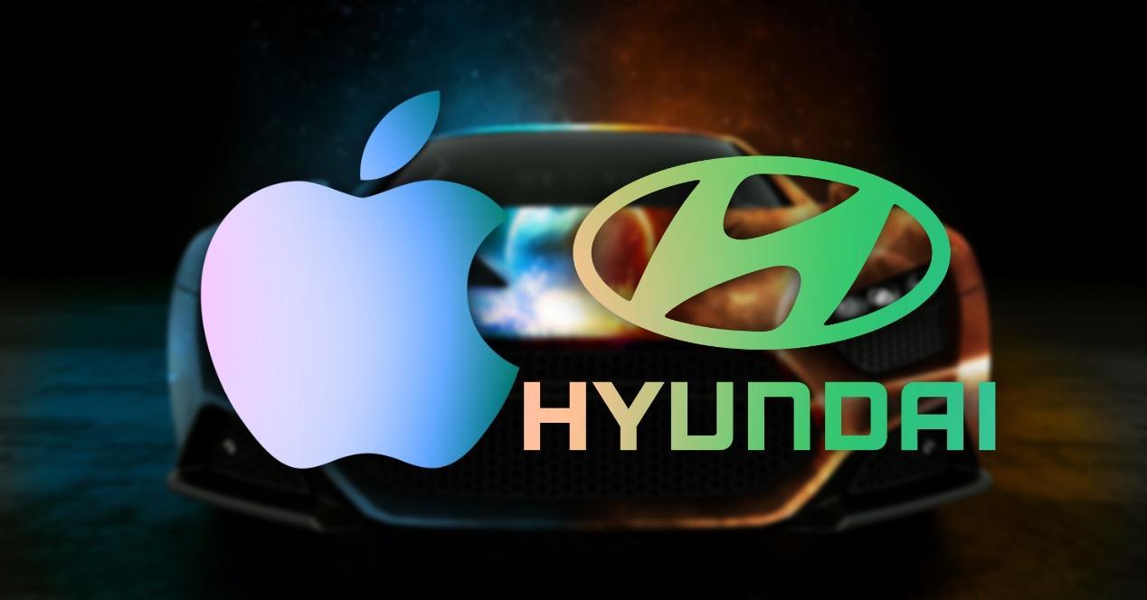Apple and Hyundai