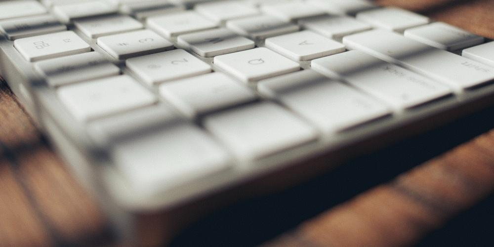Magic Keyboard 2 keys