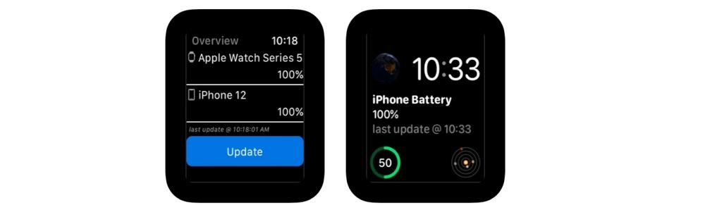 Battery Overview List