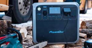 We review the qualities of the PowerOak BLUETTI AC200P