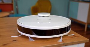 Rowenta X-Plorer Series 95 robot vacuum cleaner test and opinion