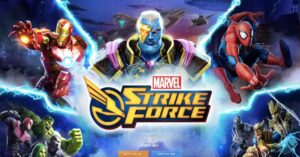 How to unlock characters in Marvel Strike Force