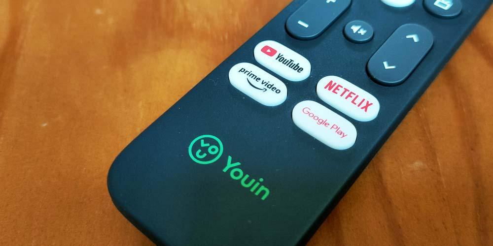 Youin You-Box remote control
