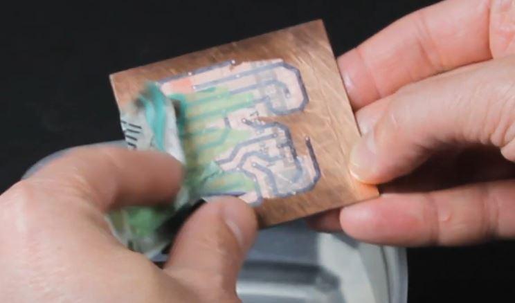 Remove film