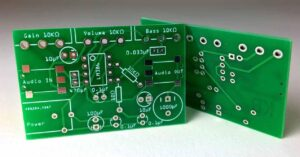 How to make a custom-designed PCB with your own hands