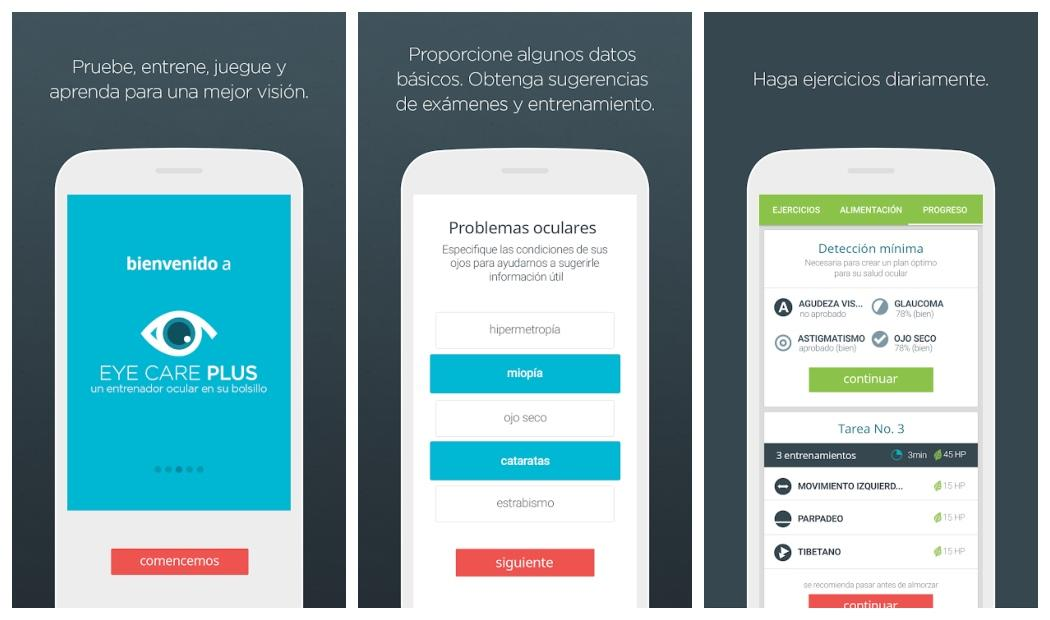 eye care plus app