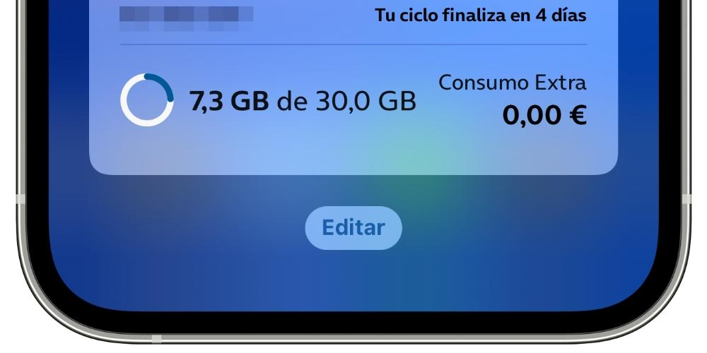 check ios data consumption