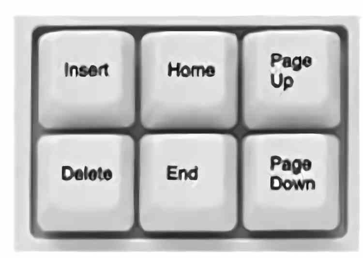 atavistic scroll keys