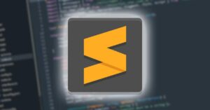 Sublime Text 4, new features of the text editor and…