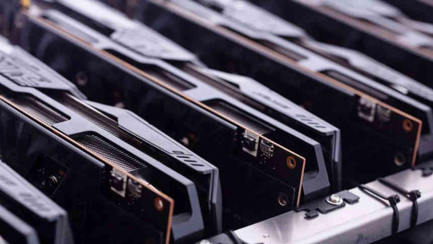 NVIDIA Mining Stock