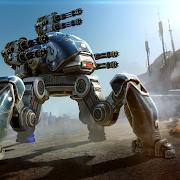 War Robots.  6v6 multiplayer tactical battles.