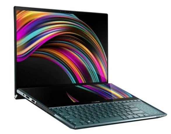 Asus Zenbook Pro Duo gaming laptops