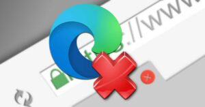 Prevent Edge from importing and copying data from other browsers