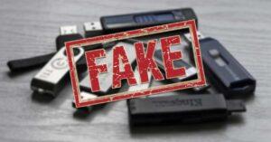 Best programs to detect fake USB sticks