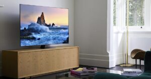 Smart TV on sale on Amazon for the summer and…