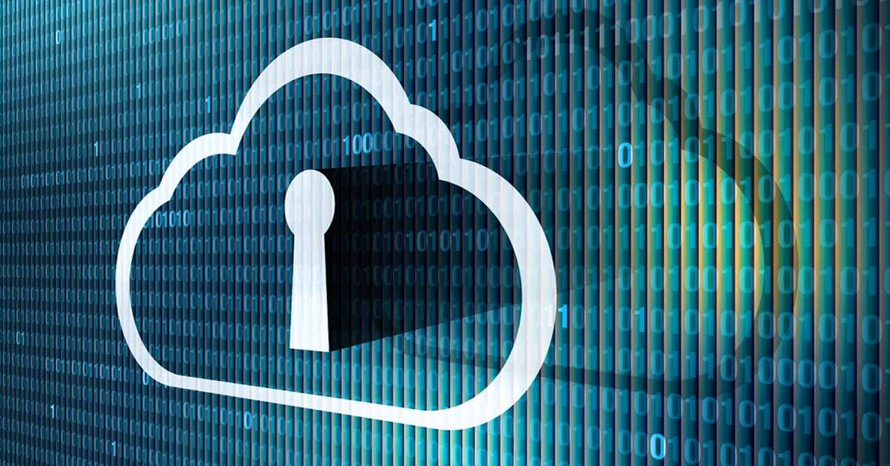 Cloud security applications
