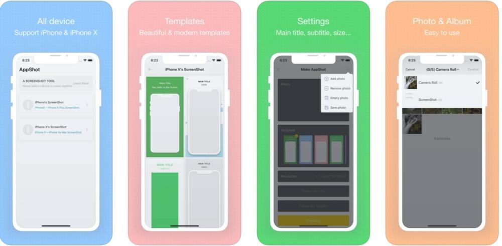AppShot - App Screenshot Maker